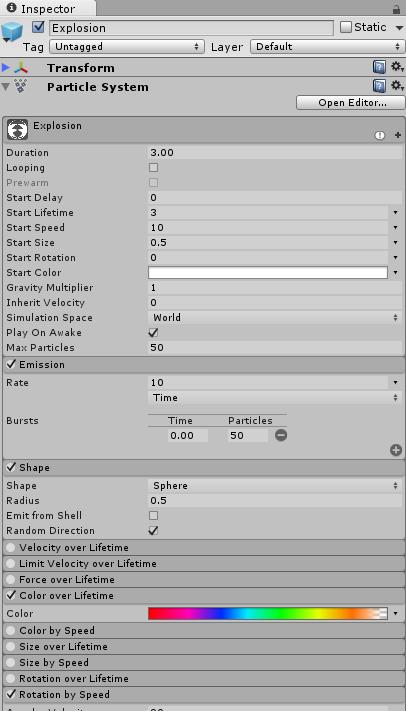 Unity and touch controls — Pixelnest Studio
